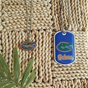 Jewelry - FL Gators pendants NEW